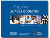 Hospital Report 2007: Acute Care