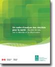 Un cadre d'analyse des résultats pour la santé : études de cas sur le diabète et la dépression