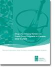 Utilisation des médicaments chez les personnes âgées dans le cadre des régimes publics d'assurance-médicaments au Canada, 2002 à 2008